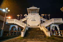 Saphan Sarasin Bridge, Mai Khao, Thailand
