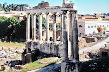 Tempio di Saturno, Rome, Italy