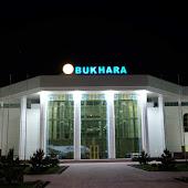 airport Bukhara BHK
