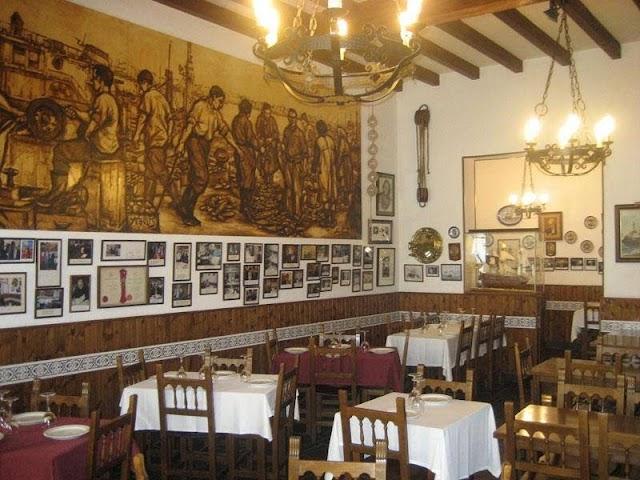 Restaurante Yéboles