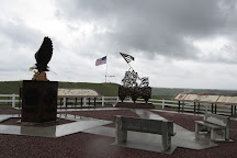 Montana Veteran's Memorial Flag and Park, Shelby, United States