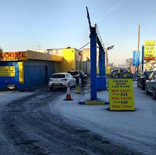 Express Hand Car Wash sheffield UK