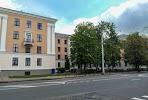 Общежитие № 1 БрГУ, улица Карла Маркса, дом 78 на фото Бреста