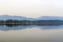 Inkit Lake, Pitsunda, Georgia