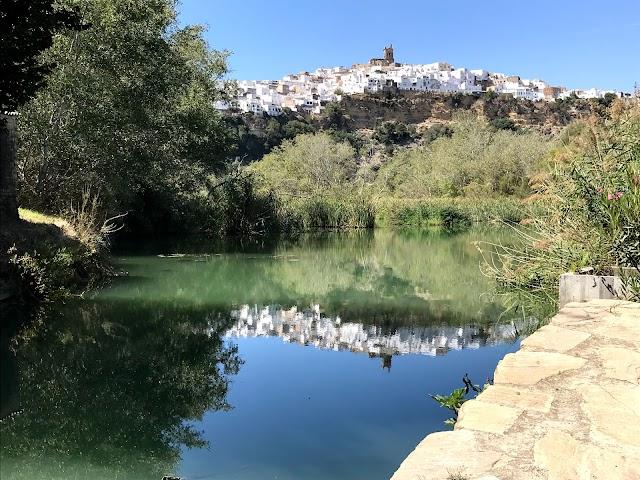 Presa Del Guadalete( Arcos )