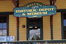 Saluda Historic Depot, Saluda, United States