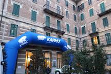 Palazzo dei Congressi - Ex Grand Hotel des Thermes, Salsomaggiore Terme, Italy
