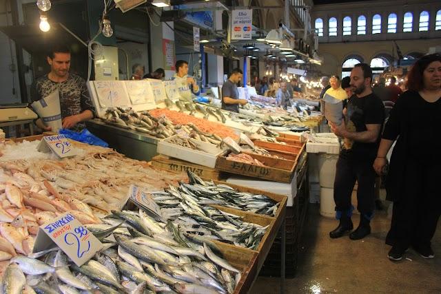 Mercato Centrale di Atene