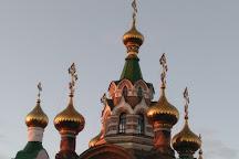 Church of St. Sergius of Radonezh, Chapayevsk, Russia