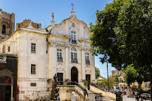 Church of St. Anthony, Lisbon, Portugal