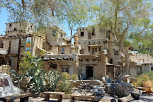Cabot's Pueblo Museum, Desert Hot Springs, United States