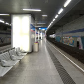 Станция  Wien Mitte Landstrasse
