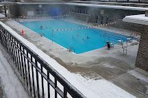 Radium Hot Springs Pools, Radium Hot Springs, Canada