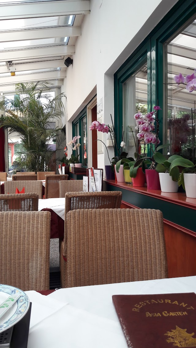China Restaurant Asia Garten