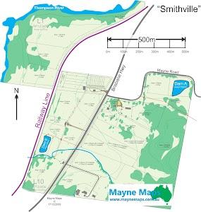 Mayne Maps