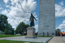 Bunker Hill Monument, Boston, United States