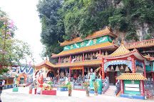 Sam Poh Tong Cave Temple, Ipoh, Malaysia