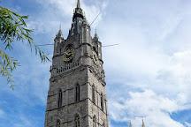 Ghent Market Hall, Ghent, Belgium