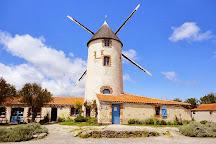 Le Moulin de Raire, Sallertaine, France