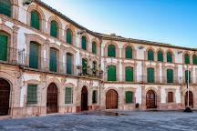 Plaza Ochavada, Archidona, Spain
