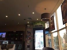 Second Cup Coffee Shop