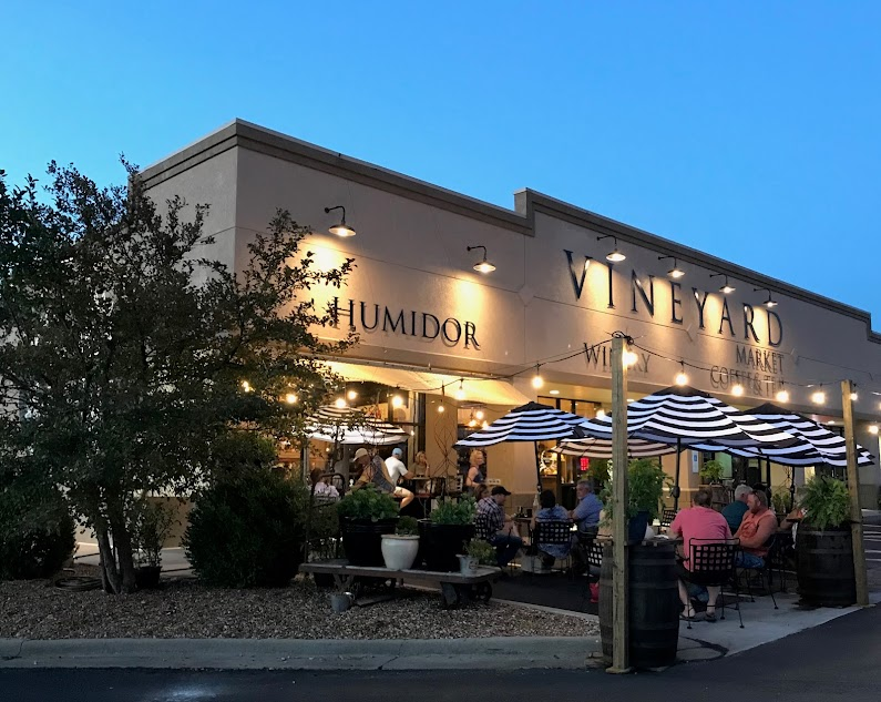 Google Places Photo for The Vineyard Market