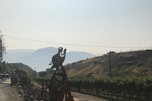 Howling Bluff Estate Winery, Penticton, Canada