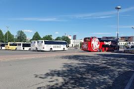 Автобусная станция   Turku Tuomiokirkko