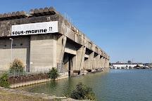 Base Sous-Marine de Bordeaux, Bordeaux, France