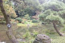 Kansenen Park, Shinjuku, Japan