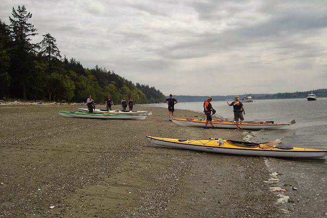 Alki Kayak Tours Seattle United States