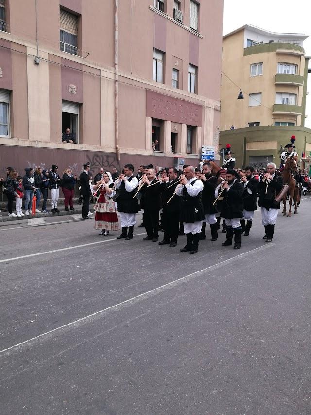 Cagliari Via Sant'Agostino