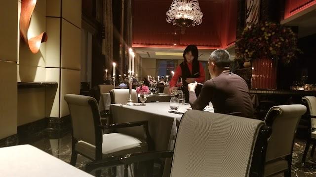 Sir Elly's Restaurant at The Peninsula