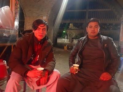 Baraan shab coffee shop