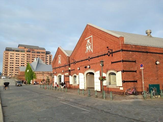 Hakodate Kanemori (Red Brick Warehouse District)