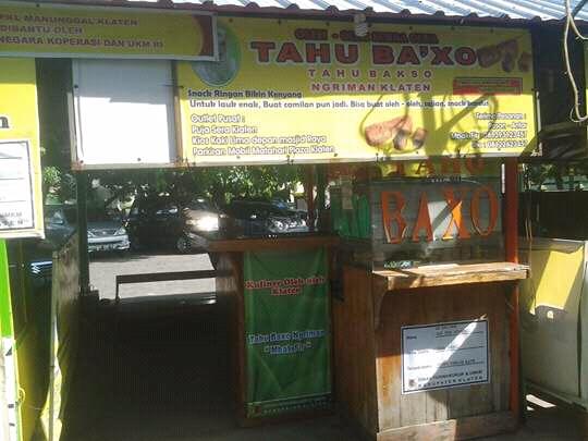 Wisata Kuliner Pojok Alun-alun Klaten
