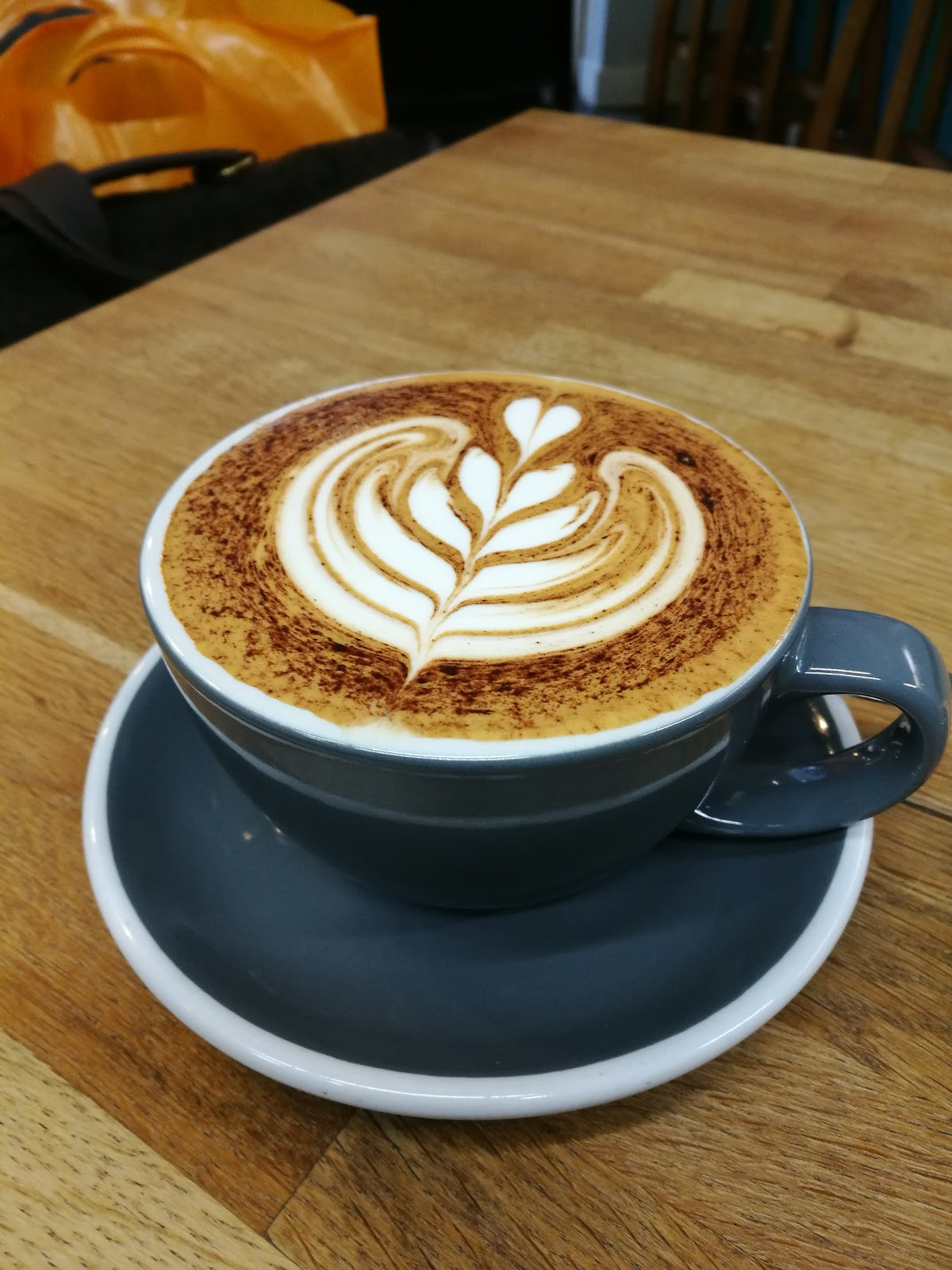 Castello Coffee Co.: A Work-Friendly Place in Edinburgh