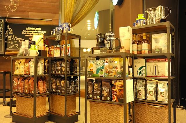 Starbucks Coffee Roppingi Hills West Walk Lounge