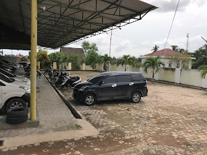 Workshop Fix-A-Car Mayang