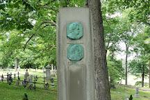 Mark Twain's Grave, Elmira, United States