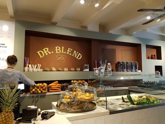 DR. BLEND