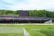 The Museum of Naval History, Port Burwell, Canada
