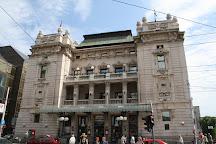 National Theatre, Belgrade, Serbia