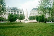Soviet Heroic Memorial, Budapest, Hungary