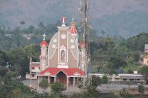 Kalvari Mount, Idukki, India