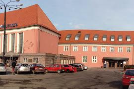 Автобусная станция   Gliwice Dworzec PKP przystanek BUS