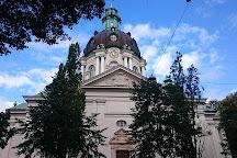 Gustav Vasa Kyrka, Stockholm, Sweden