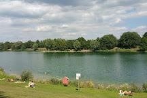 Lerchenauer See, Munich, Germany
