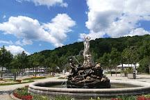 Kurpark, Baden, Austria