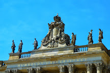 Bebelplatz, Berlin, Germany